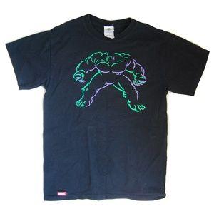 SMALL Incredible Hulk T-shirt Tee